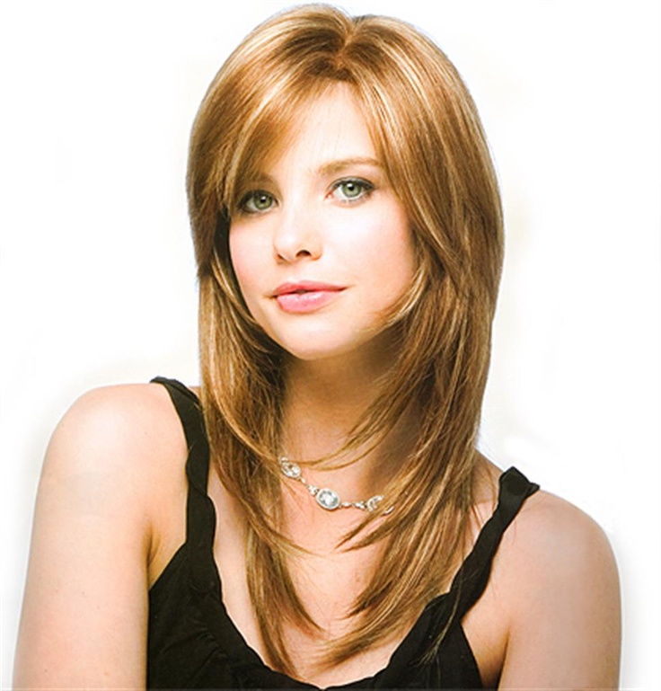 Tremendous Good Haircuts For Medium Length Straight Hair Best Hairstyles 2017 Hairstyle Inspiration Daily Dogsangcom