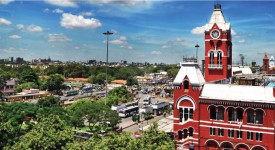 Chennai - A Major Industrial Hub and An Excellent Destination For Vacation