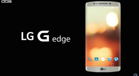 LG G Edge: Amazing Concept To 4K Curved Screen