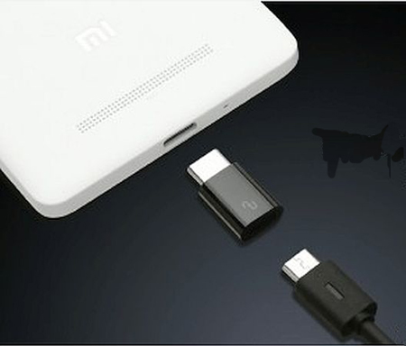 Xiaomi Mi4c  Snapdragon 808 And Compatible With Both Micro USB And USB Type-C