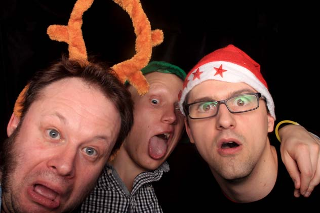 Unlimited Fun Package For Any Party With Photobooth