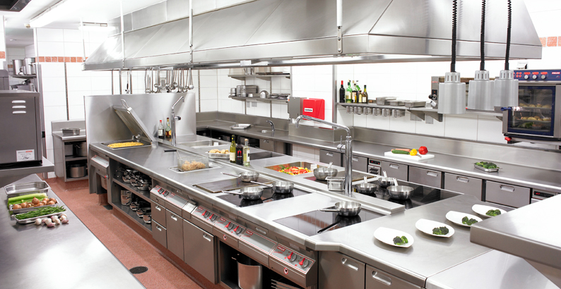 Ordinaire Things To Consider While Setting A Commercial Kitchen