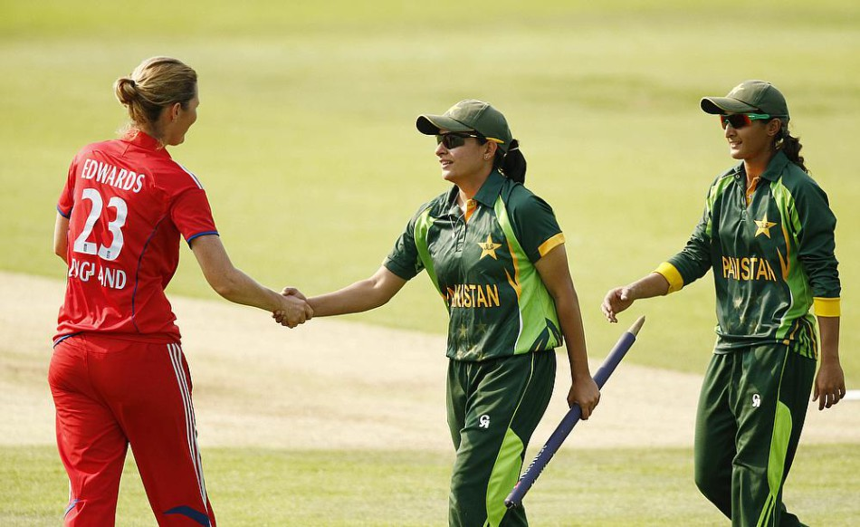 Pakistan Women Tour Of England, 2016
