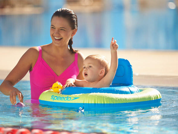 3 Quick Tips To Get Your Child Swimming