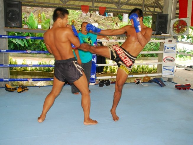 Join Muay Thai Camp In Phuket Island and Thailand 2016