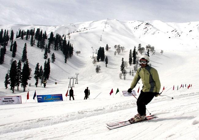 Gulmarg Ski