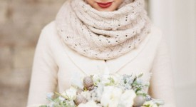 Highlight Your Winter Bridal Look With High-End Bridal Accessories