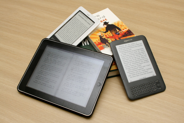 Can Electronic Books Ever Replace Century Old Paper Books?