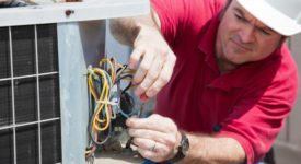 Hire An HVAC Contractor To Fix The Air Conditioning In Your Office