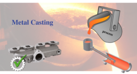 Metal Casting Guide: Casting Process, Design and Its Specification