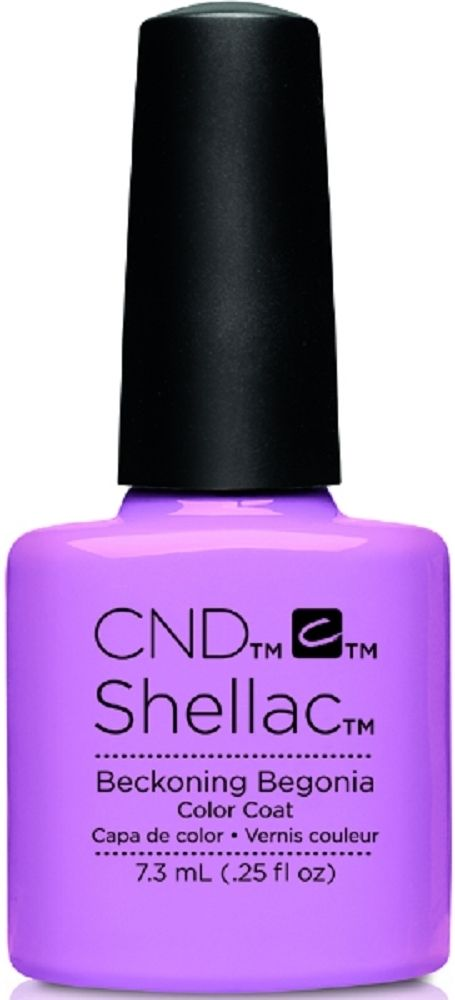 Your Step by Step Guide To Apply and Remove cnd Shellac Nail Polish
