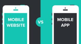 Mobile App Vs. Mobile Website In Digital Marketing