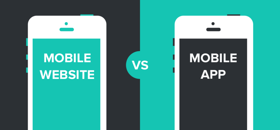 Mobile App Vs. Mobile Website In Digital Marketing