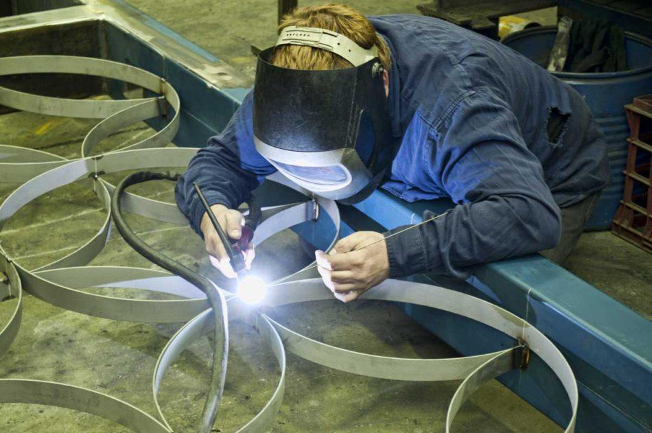 Steel Fabrication: Basics and Process