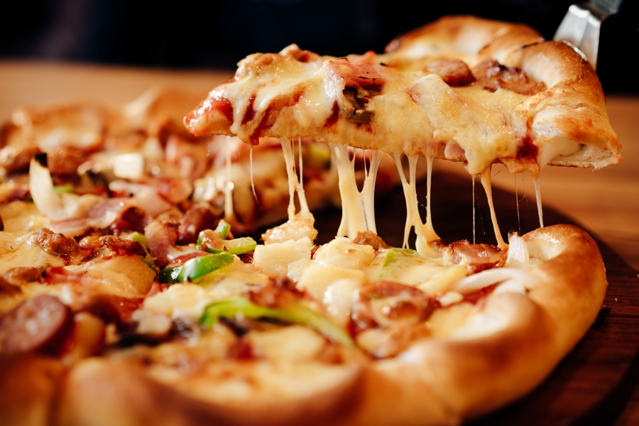 Pizzas A Complete Delight For You!