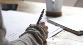 Creative Writing - Writing Your Thesis Statement