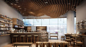 creative cafe interior design