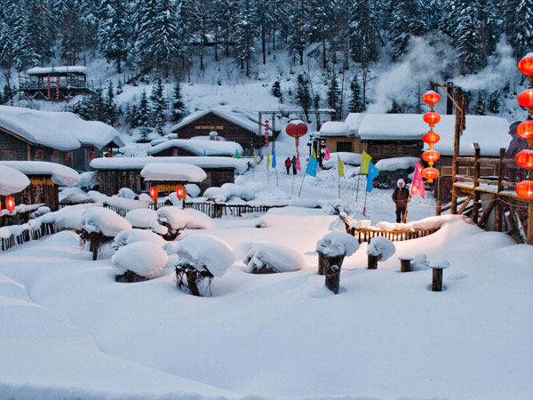 Best Snowfall Destinations Around The World