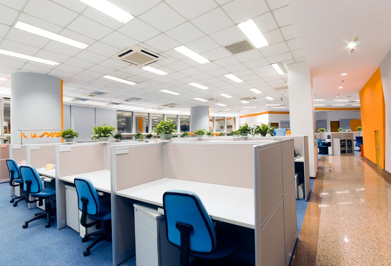 For An Organized Office Get Some Partition Ideas