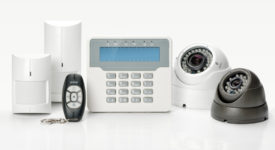 How Would You Choose The Best Electronic Security System For Your Home?