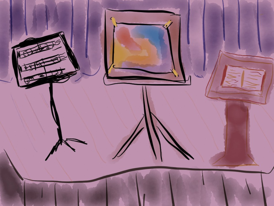 The Power Of Music In Influencing Paintings : The Artistic Harmonies