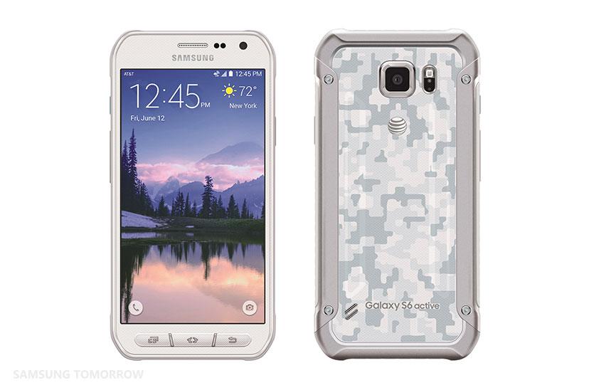 Samsung Galaxy S6 Active: 5.1-inch QHD AMOLED Display and IP68 Rating