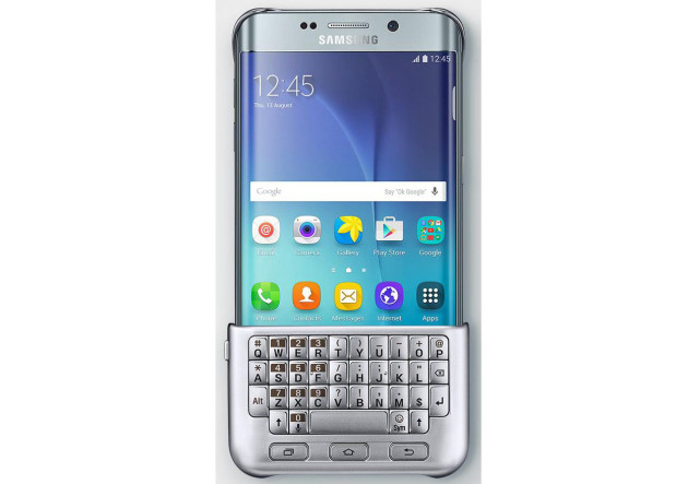 Samsung Plans To Launch A Physical Keyboard For Galaxy S6 Edge Plus And S Pen Stylus For Galaxy Note 5
