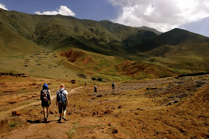 Morocco – A Perfect Place For Hiking and Trekking