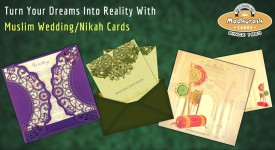 Turn Your Dreams Into Reality With Muslim Wedding Cards