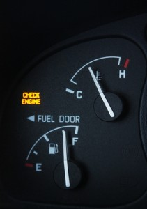 5 Common Reasons Your Check Engine Light Might Be On