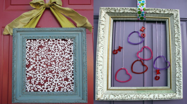 Creative Front Door Decor Ideas Except Wreath