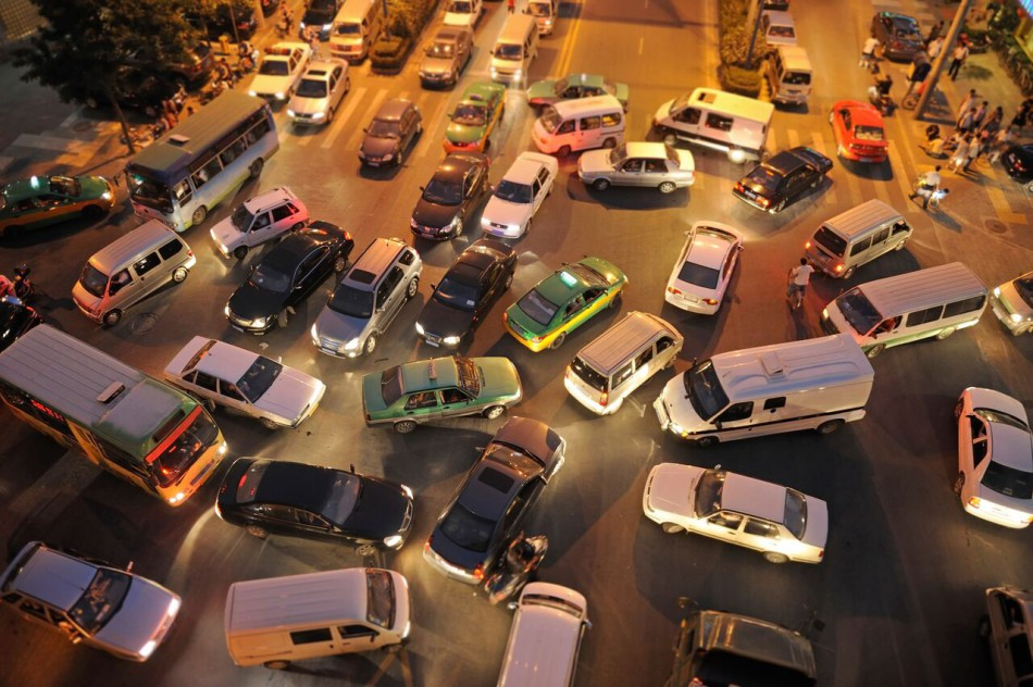 Road Traffic Accidents Are Increasing Even Today Vehicles Are Securer!