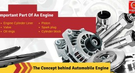 The Concept Behind Automobile Engine
