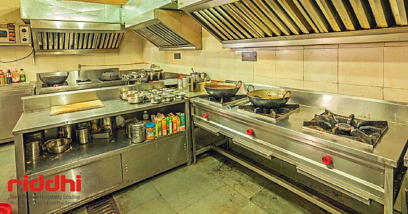 Make Your Food Business Larger With Stylish Kitchen Equipments