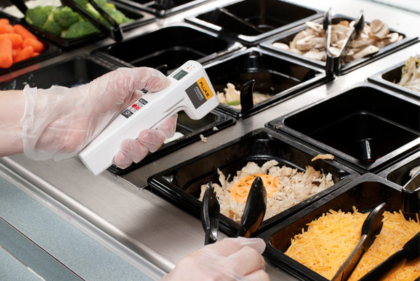 Types and Uses Of Infrared Food Thermometers