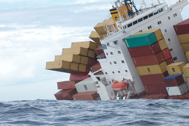 Hire Expert Services For Cargo Damage Accident Investigation