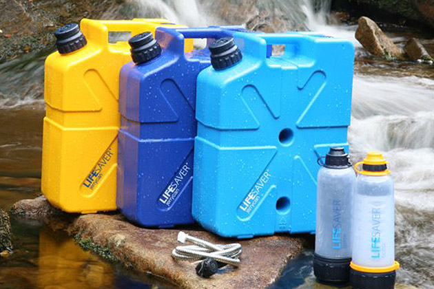 Portable Water Filter Jerrycan - The Ultimate Lifesaver