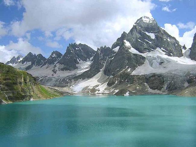 Alpather Lake Gulmarg