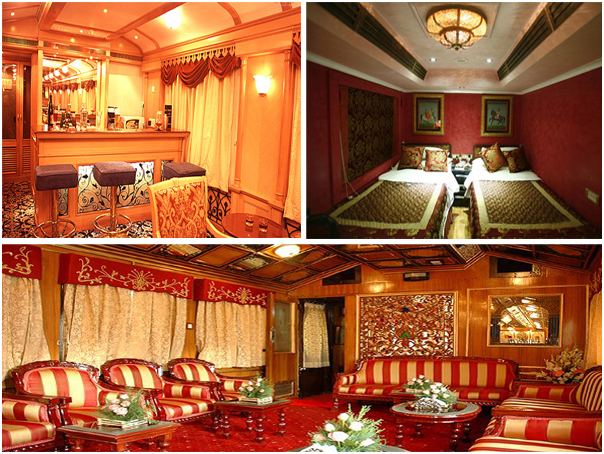 Comparison Of Maharajas Express And Palace On Wheels Train