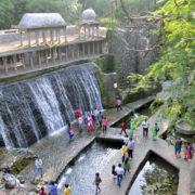 chandigarh city rock garden