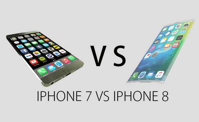 All about iPhone 7S and iPhone 8