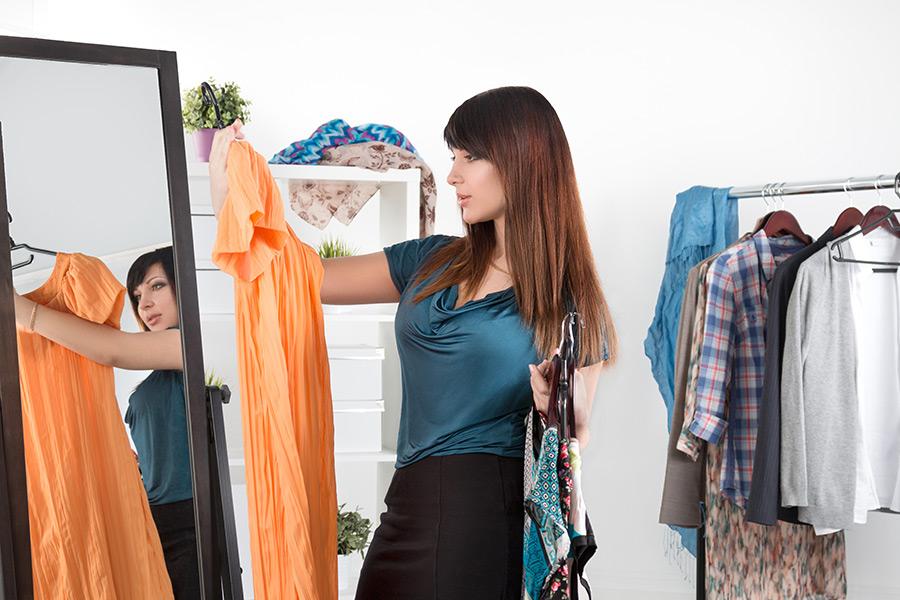 Women Attention In Fashion