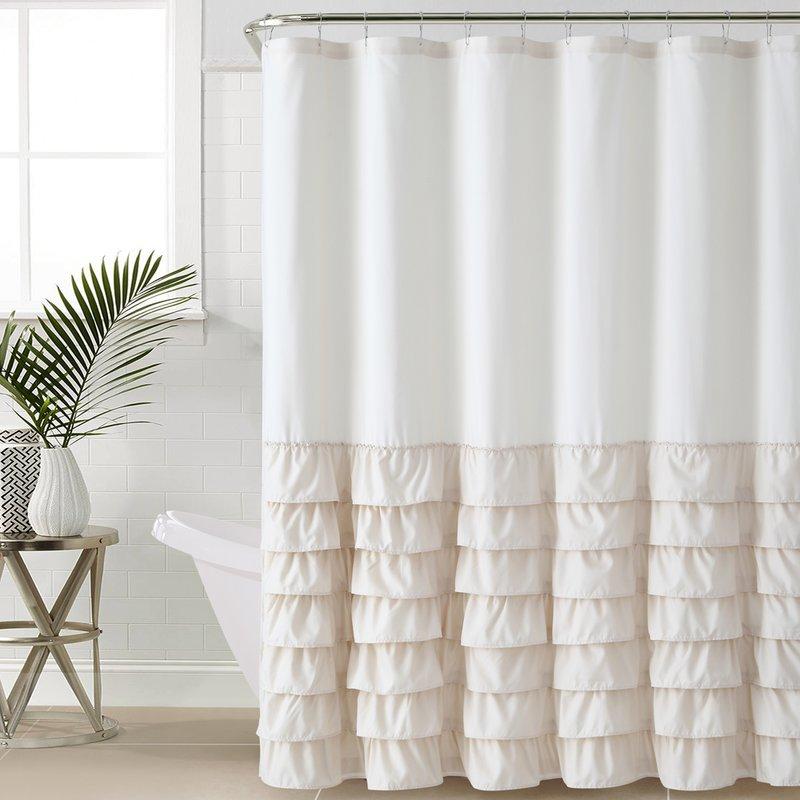 Designer Shower Curtains: To Kill The Boredom In Bathroom