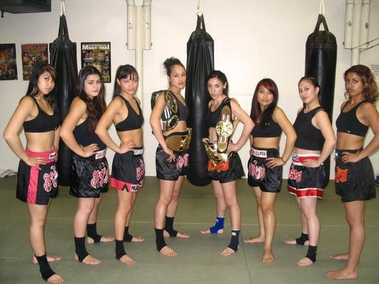 Getting In Shape With Muay Thai Camp and Gym In Thailand