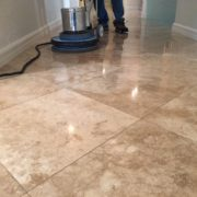 Travertine Cleaning and Restoration Services