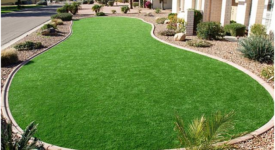 5 Key Benefits Of Installing Artificial Grass