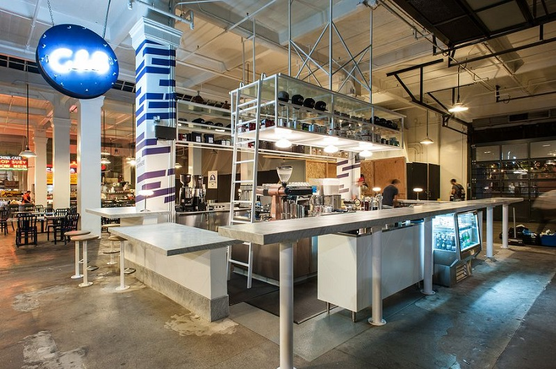 Top 10 Highly Creative Cafe Interior Design From All Around The World