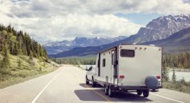 Recreational Vehicle How To Move It Easily