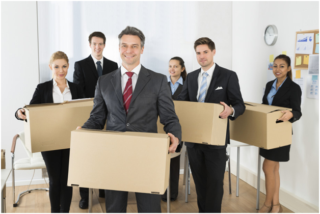 Advice To Remove The Stress Of Office Moving