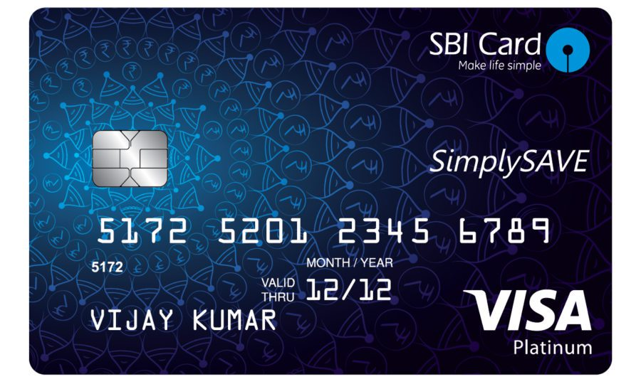 How To Avail For SimplySAVE SBI Credit Card?